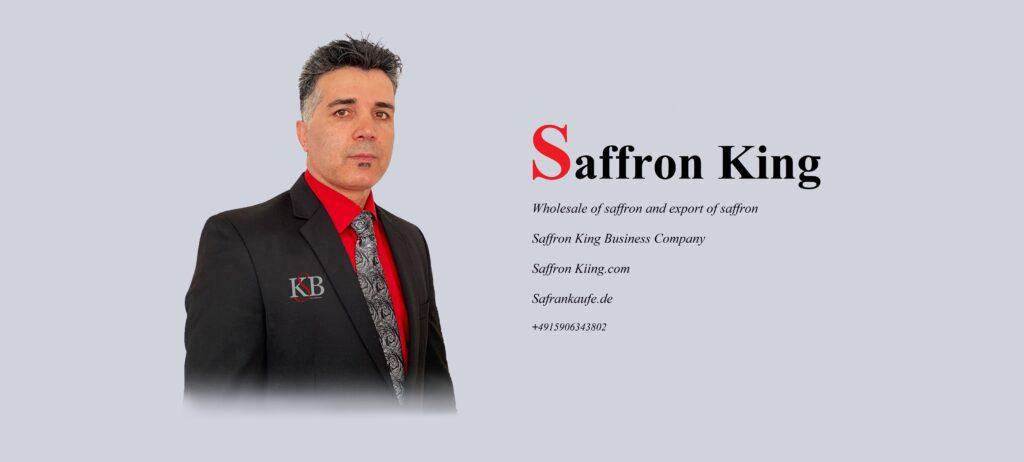 Wholesale of saffron and export of saffron