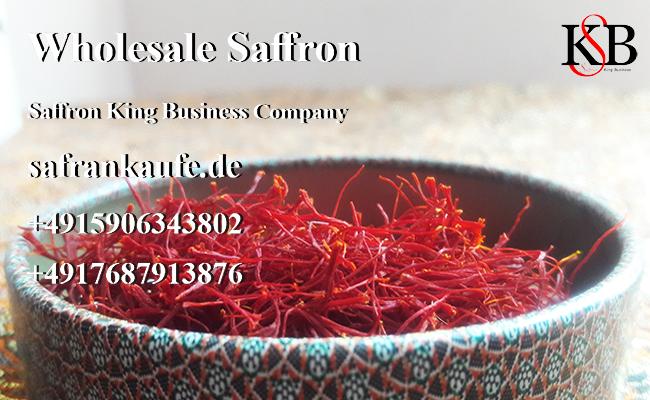 Safran-Großverkauf Filiale