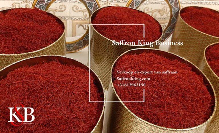 Was ist der Gewinn beim Verkauf von Safran in Deutschland?