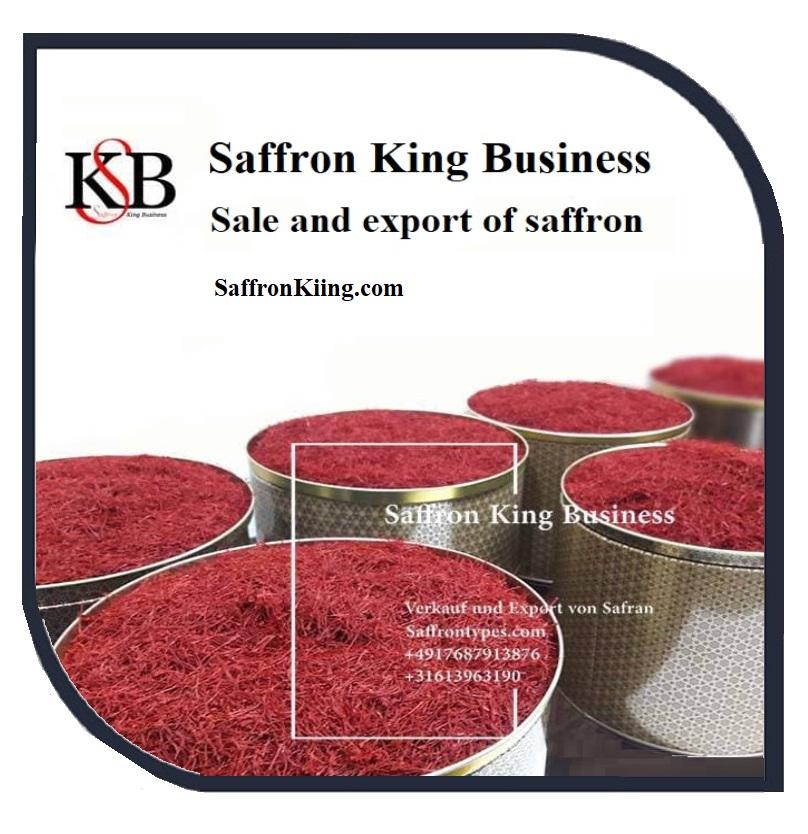 Safran-Verkaufsmarkt Sargol Safran-Verkäufer